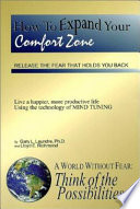 How To Expand Your Comfort Zone