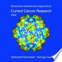 Current Cancer Research 2002 Book PDF