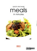 Quick and Easy Meals in Minutes