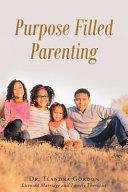 Purpose Filled Parenting