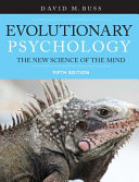 Cover of Evolutionary Psychology