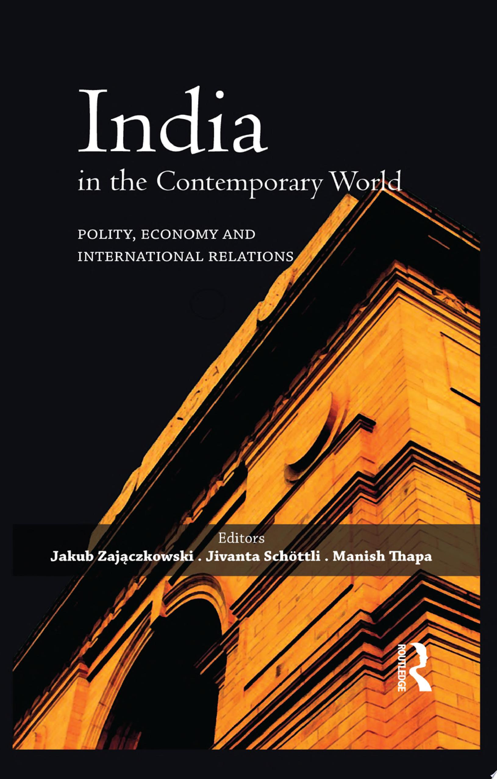 India in the Contemporary World