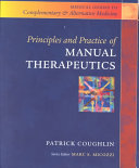 Principles and Practice of Manual Therapeutics Book