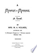 A Midnight Marriage