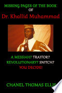 Missing Pages of the Book of Dr. Khallid Muhammad