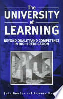 The University of Learning