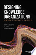 Designing Knowledge Organizations Book PDF