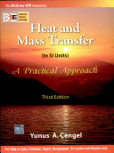 Cover of Heat & Mass Transfer: A Practical Approach