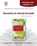 Chronicle of a Death Foretold Teacher Guide Book