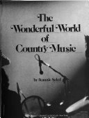 The Wonderful World of Country Music Book