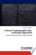 A Novel Cryptographic Key-exchange Algorithm