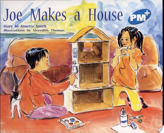 Joe Makes a House
