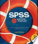 Spss Survival Maunual V. 12 and