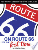 On Route 66 for the First Time Book