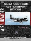 Douglas A-26 Invader Bomber Pilot's Flight Manual