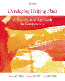 Developing Helping Skills: A Step by Step Approach to Competency Pdf/ePub eBook