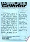 Wireless Cellular Monthly Newsletter