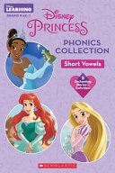 Disney Princess Magical Phonics Collection  Short Vowels  Disney Learning  Bind Up