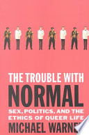 Read Online The Trouble with Normal For Free