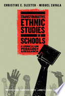 Transformative Ethnic Studies in Schools Book PDF