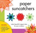 Paper Suncatchers