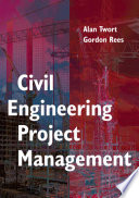 Book Cover: Civil Engineering Project Management