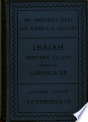 the book of the prophet isaiah