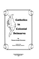 Catholics in Colonial Delmarva