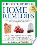 The Doctors Book Of Home Remedies Book PDF
