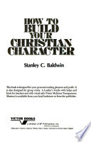 How to build your Christian character