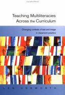 Teaching Multiliteracies Across the Curriculum
