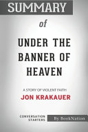 Summary of Under the Banner of Heaven Book