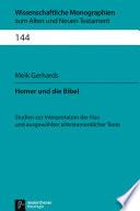 Homer und die Bibel