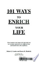 101 Ways to Enrich Your Life