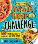 Chef Gino s Taste Test Challenge
