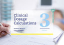 Clinical Dosage Calculations