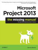 Microsoft Project 2013: The Missing Manual [Pdf/ePub] eBook