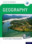 Oxford IB Diploma Programme  IB Prepared  Geography