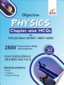 Objective Physics Chapter Wise Mcqs For Nta Jee Main Bitsat Neet Aiims 3rd Edition
