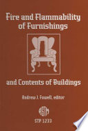 Fire And Flammability Of Furnishings And Contents Of Buildings