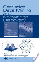 Statistical Data Mining and Knowledge Discovery