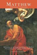 Matthew A Devotional Commentary