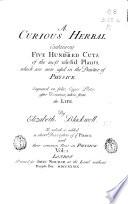 A Curious Herbal