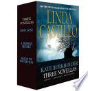 Kate Burkholder: Three Novellas
