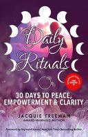 Daily Rituals Book PDF
