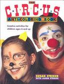 The Circus Anti-Coloring Book