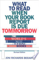 The World S Best Thin Books Revised