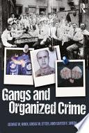 Gangs and Organized Crime Book PDF