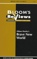 Aldous Huxley's Brave New World ebook