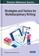 Strategies and Tactics for Multidisciplinary Writing
